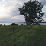 Sonnenuntergang in Lindhöft